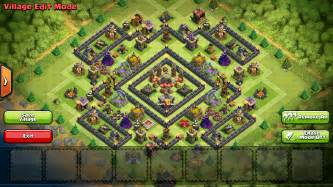 Compilation the best th9 farming trophy war bases with 4 mortars