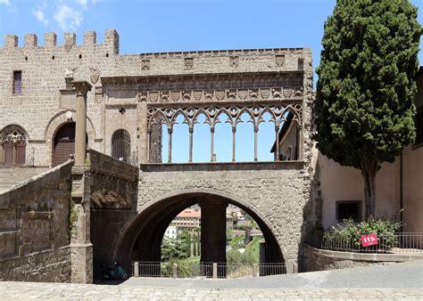 Mba Di Domimican Illinois by File Viterbo Palazzo E Loggia Dei Papi 02 Jpg