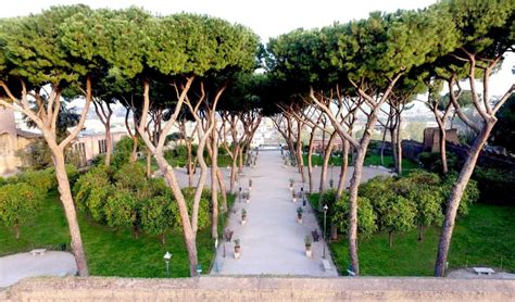 giardino aranci roma roma il restyling giardino degli aranci il nuovo