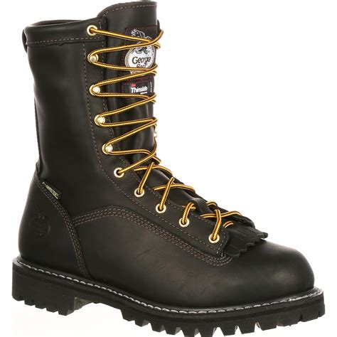lace to toe work boots s insulated lace to toe work boot boot g8040