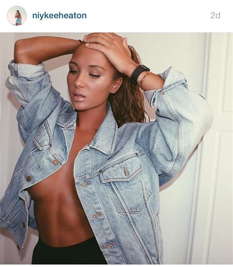 niykee heaton images  pinterest casual clothes