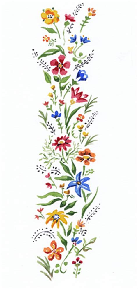 side designs paintings of flowers churches venues for wedding