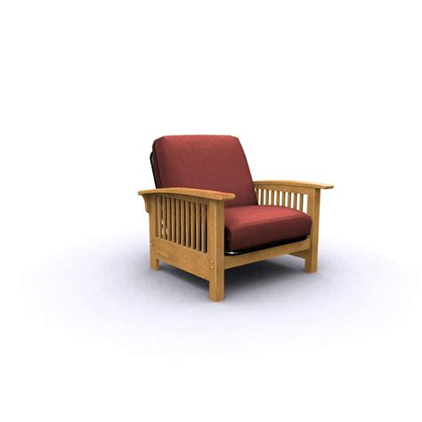 twin chair futon twin futon lounge chair