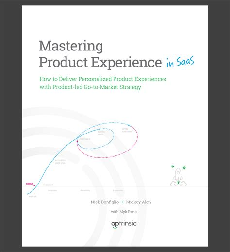 mastering product experience in saas how to deliver personalized product experiences with a product led strategy books mastering product experience in saas with product led