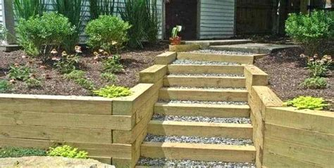 Landscaping Timbers Landscape Timbers Around Trees Cedar Landscape Timbers