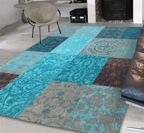 brown and turquoise rug turquoise brown rug roselawnlutheran