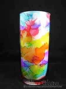 Types Of Vases Want To Use Alcohol Ink On Glass Learn How Bored Art