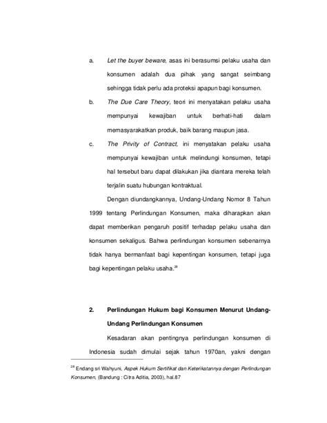 Hukum Perlindungan Konsumenpenerbit Diadit Media tanggung jawab developer dlm ppjb ayu dyah utami putri