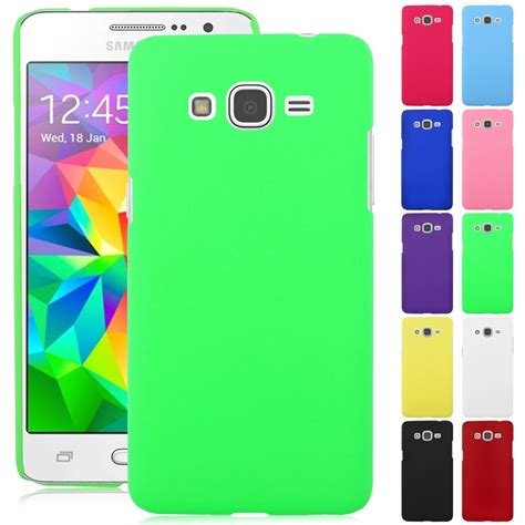 Fashion Samsung Galaxy Grand Prime Back Back Cover for samsung galaxy grand prime sm g530h g5308w rubberized back cover ebay