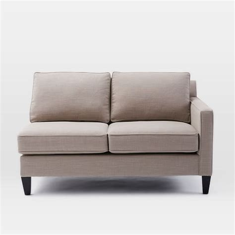 west elm heath sofa build your own heath sectional pieces west elm