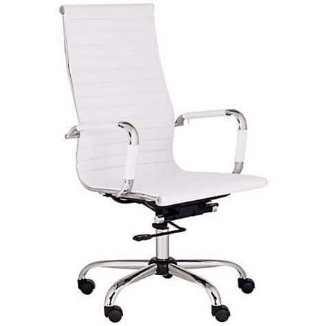 white high back desk chair serge white high back swivel office chair m5401 ls