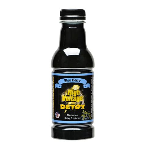 High Voltage Detox 16 Oz Reviews by High Voltage Detox 16oz Nhm Distributing