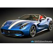The 2015 Ferrari F60 America Is A Limited Edition Open Top Supercar