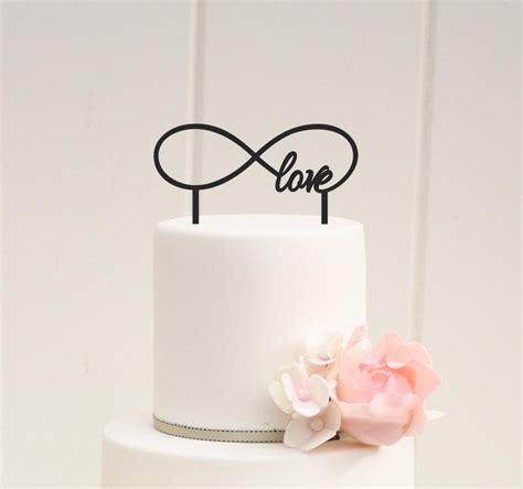 infinity wedding infinity symbol wedding cake topper images