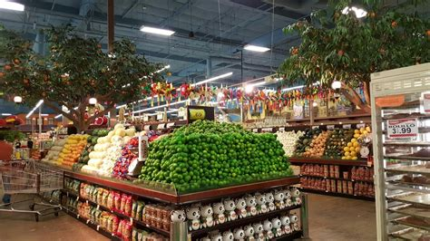 cardenas market store a clean store with beautifully displayed produce at