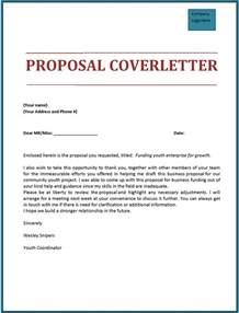 technical proposal cover letter sample cover letter
