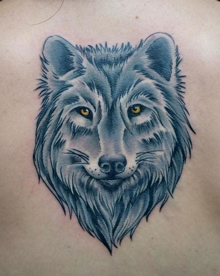 tattoo animal head wolf head by diego tattoo inspiration worlds best tattoos