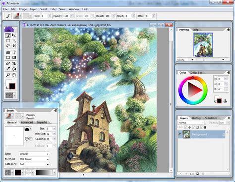 Free Virtual Home Design Programs artweaver download for windows free software directory