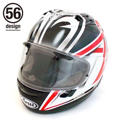 Helm Arai Shinya Nakano Arai X 56design Sz Ram4 Shinya Nakano Graphic Racing