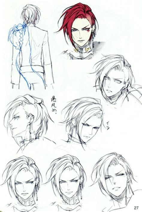 anime hairstyles pinterest man haistyle sketch fullhd wallpaper 25 best ideas about