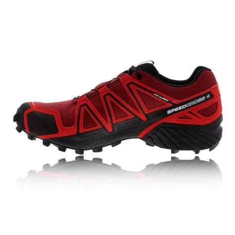 waterproof sport shoes salomon speedcross 4 mens tex waterproof running