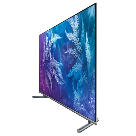 samsung qn82q6fn 82 quot qled 4k uhd hdr smart tv with bixby intelligent voice assistant world
