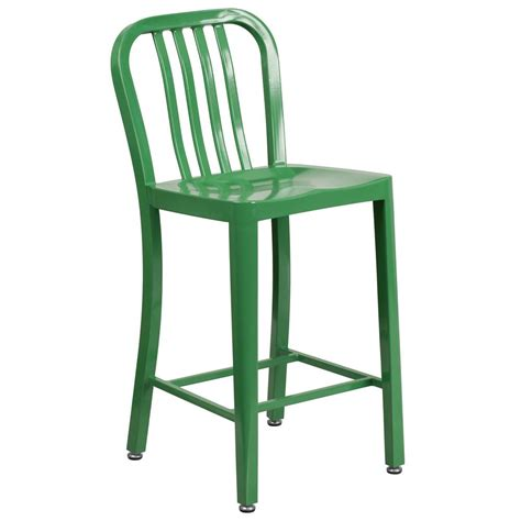green bar stools ireland flash furniture 24 5 in green bar stool ch6120024gn the