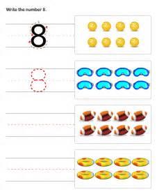 Free printable number worksheets for pre k