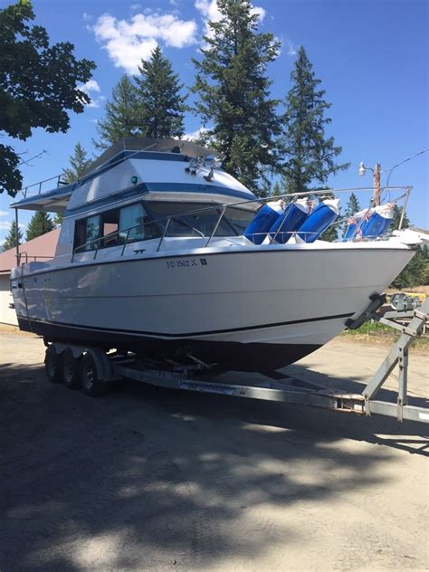 cabin cruiser boats fiberform cabin cruiser 1977 for sale for 15 000 boats