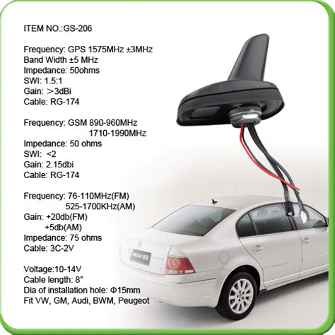 Gps Antenne Auto by China Car Gps Gsm Antenna China Car Gps Gsm Antenna