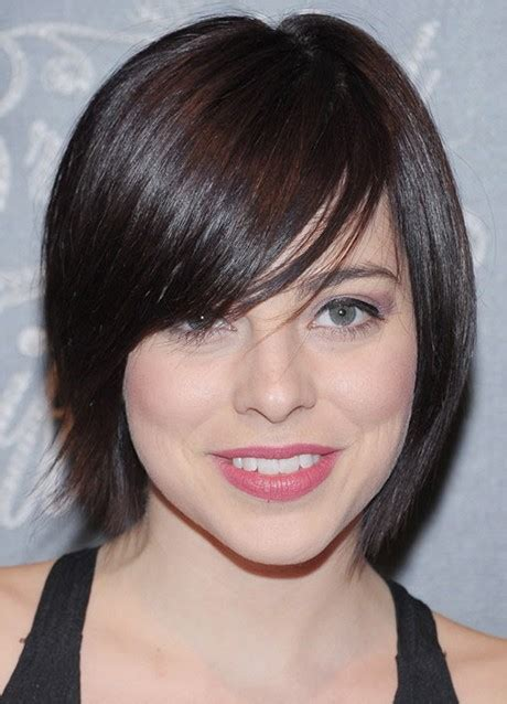 Hairstyle Wigs With Bangs by Bob Hairstyle With Bangs Wig New Human Hair Wigs