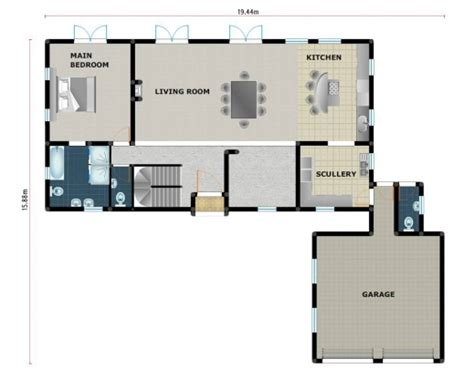 4 bedroomed house plans best 4 bedroomed house plans south africa memsaheb four bedroom house plan in south