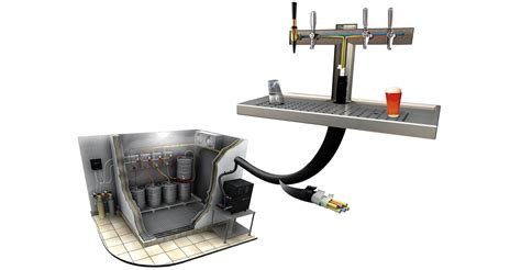 How To Install Faucet Draft Beer System Installers Serving New England Custom