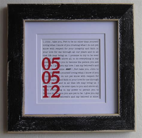 Personalized Wedding Gift/ Engagement Gift/ by