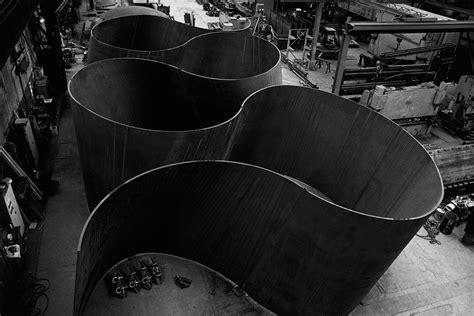 Minimalist Floor Plan by Richard Serra Sculpture Forty Years Moma