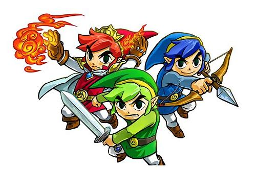 the legend of zelda tri force heroes freebies