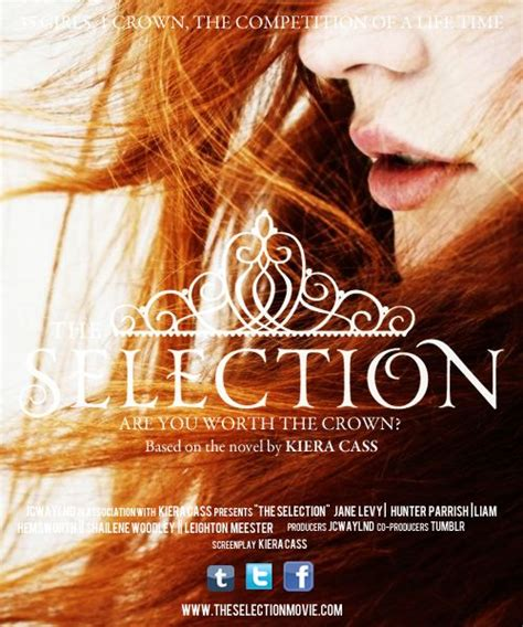 the selection movie 2016 cast watch online in english with the selection movie has a director words to watch