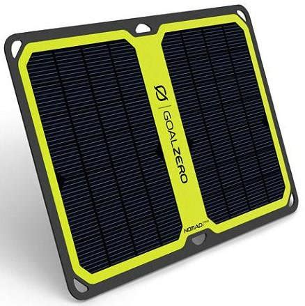 goal zero solar charger review goal zero nomad 7 plus v2 solar charger digitiqe