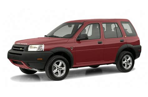 land rover freelander 2002 2003 land rover freelander reviews specs and prices