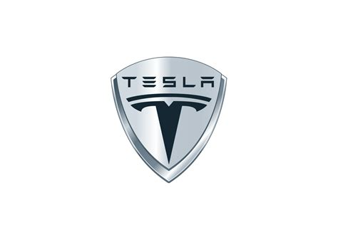 Tesla Car Symbol Pin Tesla Motors Logo On