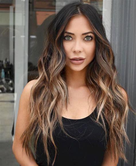 beautiful hair color ideas beautiful hair color ideas for brunettes 20 bitecloth
