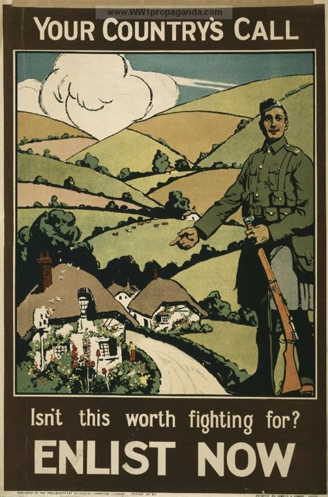 Great Are Worth Fighting For by Exles Of Propaganda From Ww1 Ww1 Propaganda