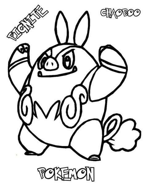 Pok 233 Mon Black And White Coloring Pages Free Gt Gt Disney Coloring Pages Of Black And White