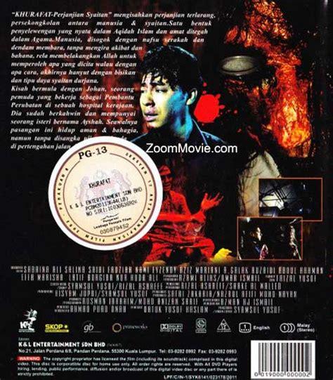 film malaysia khurafat khurafat perjanjian syaitan dvd malay movie 2011