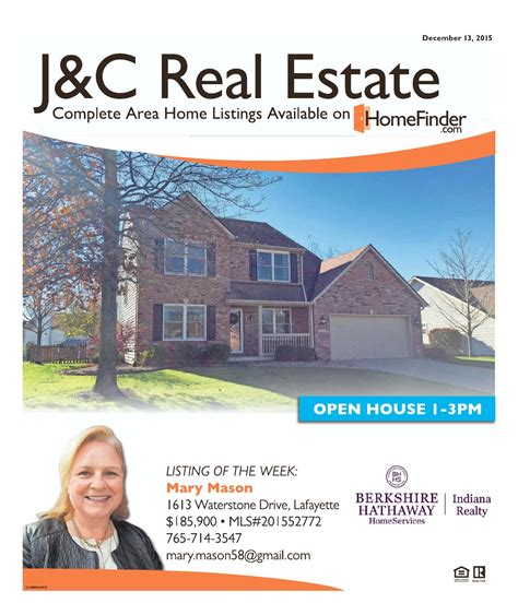 real estate section real estate section december 13 2015 by journal