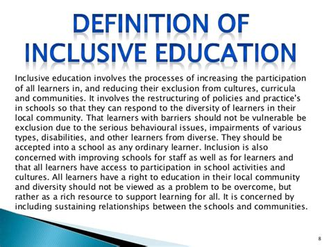 thesis about inclusive education order essay from experienced writers with ease research