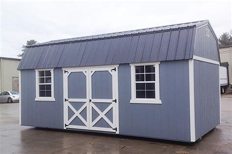 20x12 Shed by Painted Sheds Liberty Storage Solutions