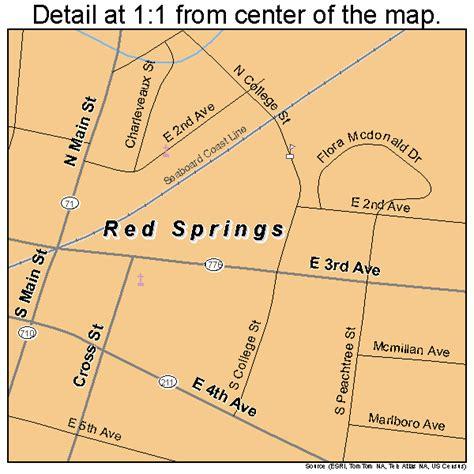 springs carolina map springs carolina map 3755660