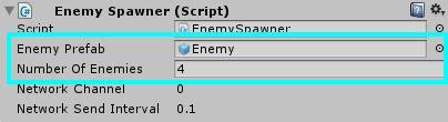 handling non player objects unity