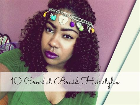Crochet Braids Hairstyles Youtube | crochet hair styles youtube